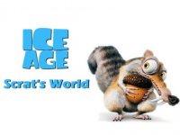 Скриншот к файлу: Ice age Scrat's world (Ледниковый период Мир Скрэта)