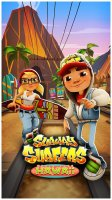 Скриншот к файлу: Subway Surfers 1.35.0 Гавайи (Hawaii)