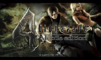 Скриншот к файлу: BioHazard 4 Mobile (Resident Evil 4) (Обитель Зла 4)