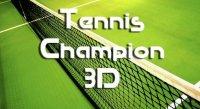 Скриншот к файлу: Tennis champion 3D (Чемпион по теннису 3D)