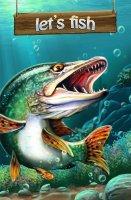 Скриншот к файлу: Let's fish (На рыбалку)