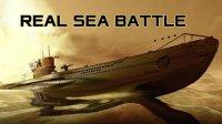 Скриншот к файлу: Real sea battle (Настоящий морской бой)