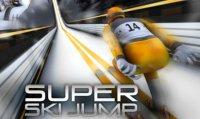 Скриншот к файлу: Super ski jump (Супер прыжки на лыжах с трамплина)