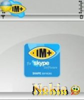 Скриншот к файлу: IMplus for Skype