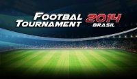 Скриншот к файлу: Football tournament 2014 Brasil (Футбольный турнир 2014 Бразилия)