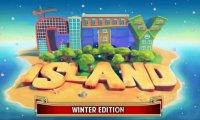 Скриншот к файлу: City island Winter (Город остров Зима)