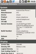 Скриншот к файлу: Device Info