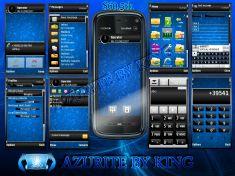 Скриншот к файлу: Azurite by King