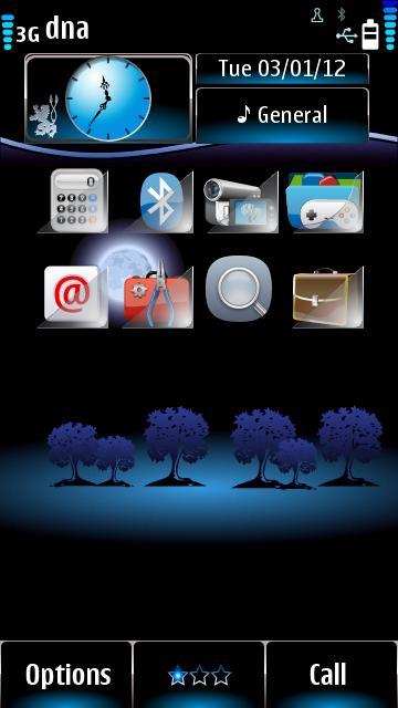 Скачать Темы Для Nokia C7 - фото 11