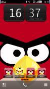 Скриншот к файлу: Angry Birds by Samy