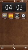 Скриншот к файлу: Brown Leather by sevimlibrad