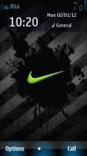 Скриншот к файлу: Nike Nokia Slide