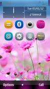 Скриншот к файлу: Pink Flowers