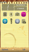 Скриншот к файлу: Sketch Note Icon