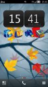 Скриншот к файлу: Краски Осени by Intheme c.studio