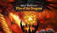 Скриншот к файлу: Epic defense Fire of the dragons (Эпическая оборона Огонь драконов)