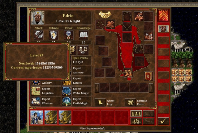 Hero of Might and Magic для Android