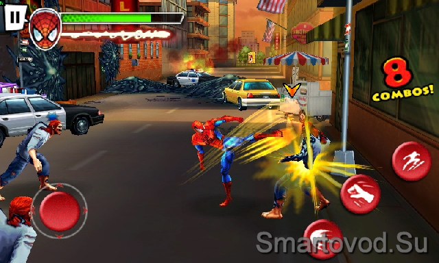 Spider-Man Total Mayhem HD v3.2.6