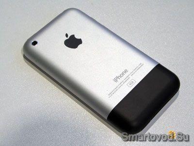 Обзор первого iPhone 2G
