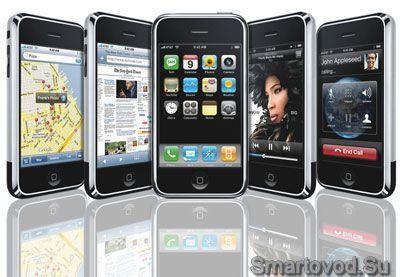 Обзор iPhone 2G