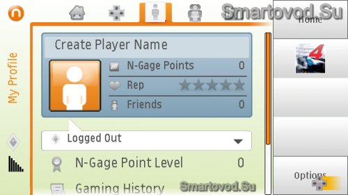 N-Gage 2.0 для Nokia 5230,5530,5800,N97,X6 и т.д