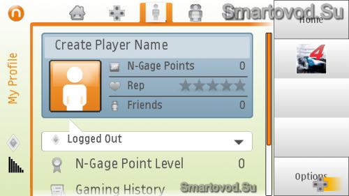 N-Gage 2.0 для Nokia 5230,5530