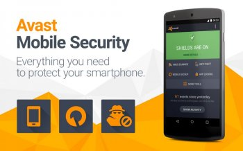 Avast Mobile Security для OS Android