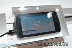 Fujitsu представили свой четырехъядерный смартфон