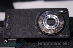 Компания Polaroid представила свой Android-смартфон с 16-Мп камерой