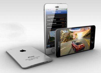 Байки о сверхтонком iPhone 5, и о госте из будущего iPhone Nano