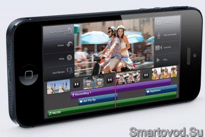 Первый обзор iPhone 5